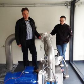 Klimaschutz und Energie: Baden-Baden nimmt neues Wasserkraftwerk in Betrieb