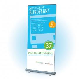 Große Hybridbustaufe – Baden-Baden fährt eine saubere Linie