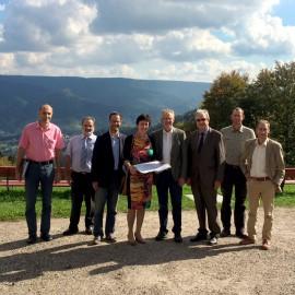 Windkraft im Visier – OB Mergen trifft sich mit Bürgermeistern