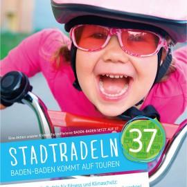 Es geht in die nächste Runde: Baden-Baden nimmt zum zweiten Mal am Stadtradeln teil