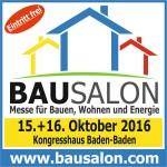 Anzeige BAUSALON Baden-Baden 2016