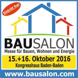 Stadtverwaltung Baden-Baden präsentiert sich auf der neuen Messe Bausalon