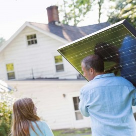 Solarstromspeicher werden auch 2018 finanziell unterstützt