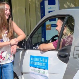 Erster E-Mobilitätstag in Baden-Baden